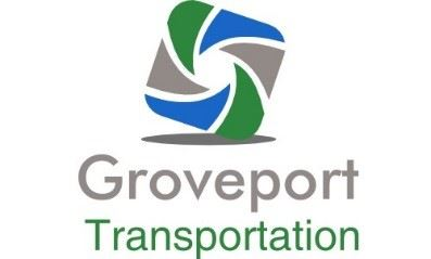 Groveport Transportation Logo